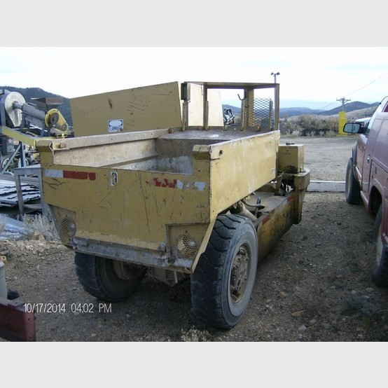 Eimco underground buggy supplier worldwide | Used Eimco ...