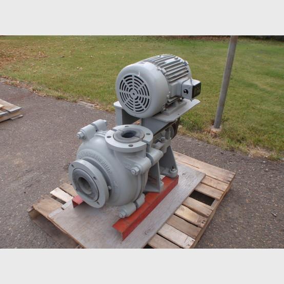 Warman Slurry pump supplier worldwide - Warman 4 inch x 3 inch
