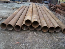 8 inch Standard Wall Steel Pipe