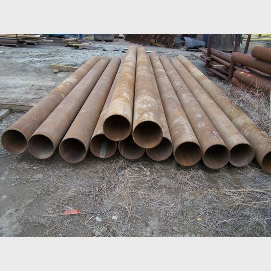 8 Inch Steel Pipe Supplier Worldwide Unused Surplus 8