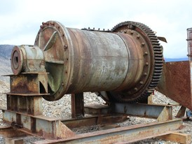 Hendy 3 ft. x 5 ft. Ball Mill