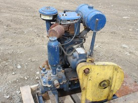 Boyles AENLD High Pressure Piston Pump