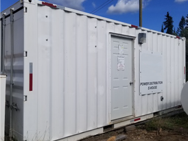 Total Electrical Systems Inc. 4160/600 Volt Substation