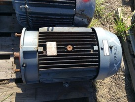 WEG 30 hp Electric Motor