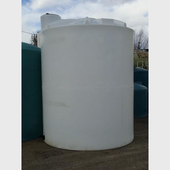 New Vertical Polyethylene Tank Supplier New 3000 Gallon