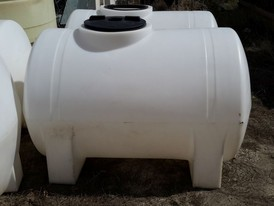 Horizontal RKLT 300 Gallon Leg Tanks
