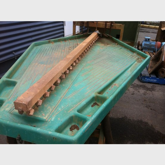 C And C Motors >> Gemini concentrating table supplier worldwide | Used