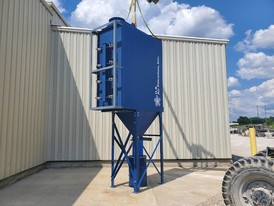 7,000 CFM Dust Collector