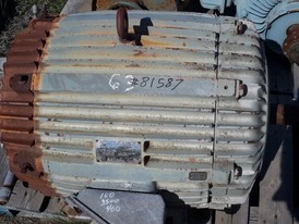 US Electric 100 hp Electric Motor