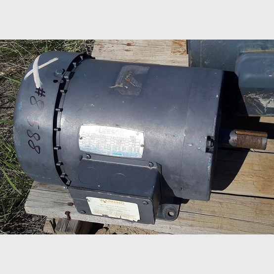 Leeson Electric Motor Supplier Worldwide Used Leeson 5