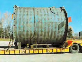 Dominion (Metso) 12 ft. 6 in. x 16 ft. Ball Mill