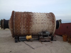 Hardinge 11 ft. 6 in. (3.5 m) x 18 ft. (5.5 m) Ball Mill