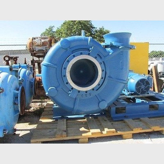 Metso slurry pump supplier worldwide | New Metso 16 x 14 slurry pump