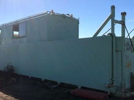 Oilfield Doghouse/Water Storage Combo