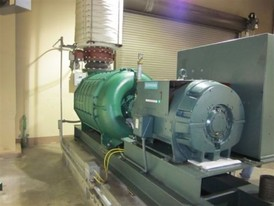 Gardner Denver 500 hp Blower