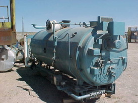 Cleaver Brooks 70 hp Boiler