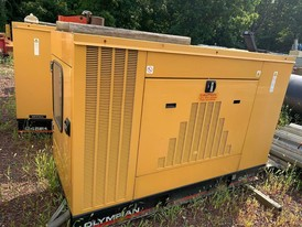 CAT 45 kW 120/208 Volt Natural Gas Generators