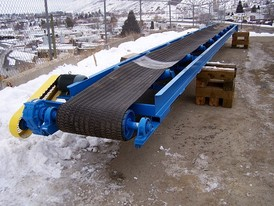 24 in. x 40 ft. Channel Conveyor