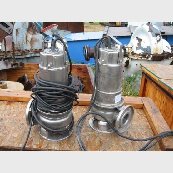 Flowserve Submersible pump Manual