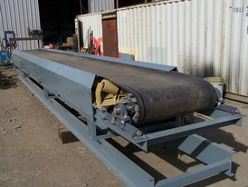 New 36 in. x 30 ft. Channel Conveyor