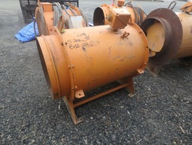 24 in. Diameter Mine Ventilation Fan