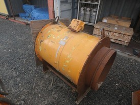 Hartzell 30 in. Diameter Axial Mine Ventilation Fan