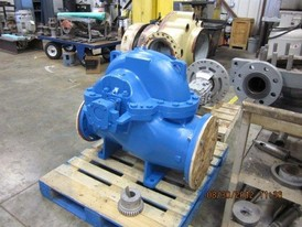 Goulds 3410 Horizontal Split Case Pump