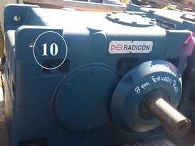 David Brown Radicon 4.5:1 Gear Reducer