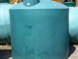 Vertical 1500 Gallon Storage Tank