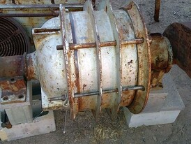 W.W. Gibson Combination Elliptic Roll and Ball Mill