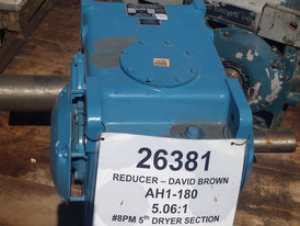 David Brown AH1-180 Speed Reducer