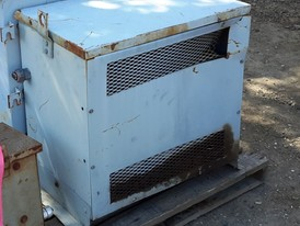 Skyway Electric 45 kVA Transformer
