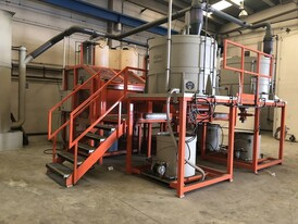 Koras TB 240-4ST Gold Recycling System