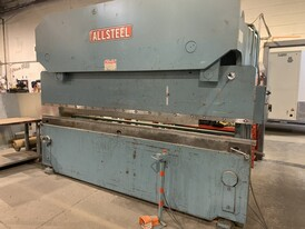 Allsteel 175-125 Press Brake