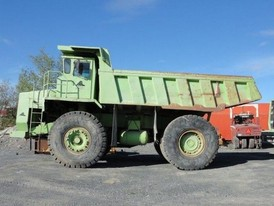 Terex 3309 Rock Trucks
