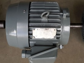 Toshiba 3 HP Electric Motor