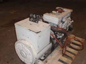 Northern Lights 32 kW Marine Generator Set