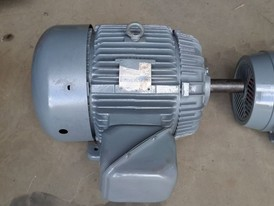 Westinghouse 5 HP Electric Motor