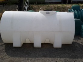 Horizontal RKLT 1000 Gallon Leg Tanks