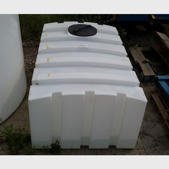 New Rectangular Polyethylene Loaf Tank Supplier Worldwide