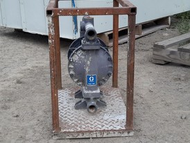 Graco Husky 1050 Diaphragm Pump
