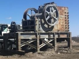 Allis Chalmers 48 x 60 Double Toggle Jaw Crusher