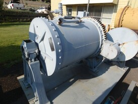 Patterson 30 in. Dia. x 44 in. Long Batch Ball Mill
