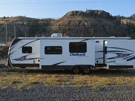 Outback 35 ft. Dual Slide Travel Trailer