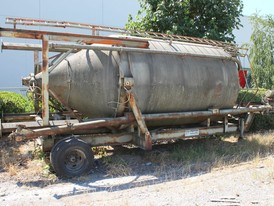 Kolberg 10 ft dia x 22 ft long Silo