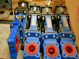 AC Valve 2 in. Knife Gate Valves