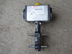 Mas 1.5 in. Butterfly Valve