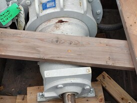 Pearce 8 x 6 x 17 B Centrifugal Pump
