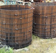 Wood Storage Tanks