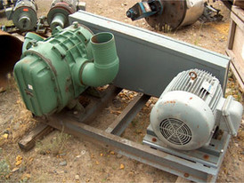 DuroFlow Model 7 X 9 Blower